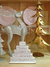 Large Christmas Rugs Champayne Silver Standing Large Metal Reindeer Large Christmas