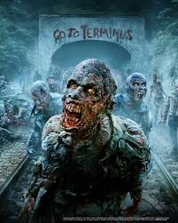 universal orlando halloween horror nights 2015 walking dead returns to hhn in 2014 theme park adventure