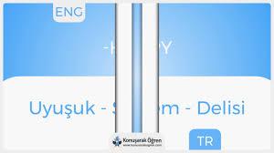 happy nedir happy ingilizce türkçe anlamı ne demek telaffuzu