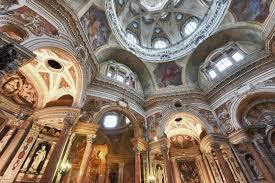 cupola di san lorenzo torino chiesa di san lorenzo torino italia immagine stock immagine di