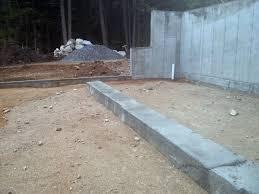 bearing wall footing is key to a house u0027s structural integrity