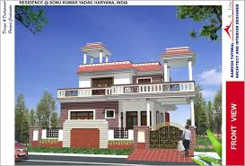 Home Design Software Library by Flat Roof House Plan And Elevation Kerala Home Design Bloglovin