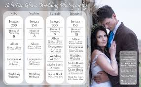 wedding photography packages wedding packages