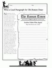 write a time travel dialogue teachervision