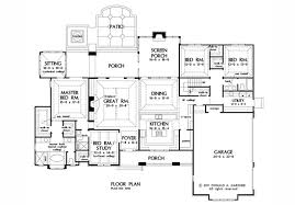 house plan the chesnee by donald a gardner architects