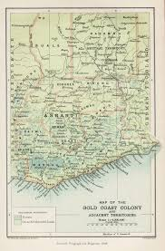Map Of West Coast Africa Historical Maps Perry Castañeda Map Collection Ut