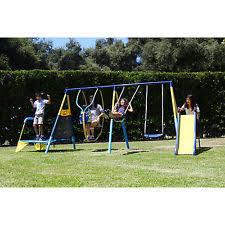 Metal Backyard Playsets by Playground Slide Ebay