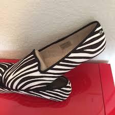 ugg zebra boots sale ugg nwt ugg fur zebra shoes 10 from valerie s closet on