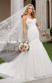 fit and flare wedding dress wedding dresses fit and flare wedding dresses stella york