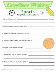 1st grade sentence writing worksheets education com
