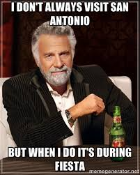 San Antonio Memes - most interesting man in the world named flambeau s grand marshal