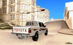 toyota trucks sa toyota hilux 2004 glx for gta san andreas