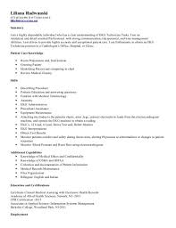 ekg technician cover letter