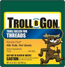 Meme Generator Troll - troll be gone blank template imgflip