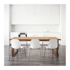 white ikea table mörbylånga leifarne table and 6 chairs ikea