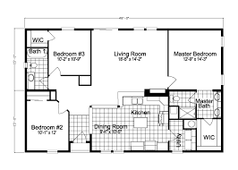 Floor Plans For Modular Homes View Ventura Floor Plan For A 1429 Sq Ft Palm Harbor Manufactured