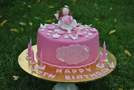 taylor made baking a pretty pink fairy cake for daina