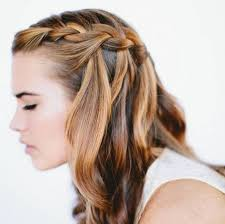 cute girl hairstyles how to french braid fashionable and stylish cute girls hairstyles yasminfashions