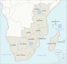 africa map islands africa island honeymoon destinations africa island