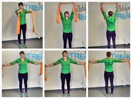 Neck Exercises At Desk 15 Resistance Band Moves To Do At Your Desk Redefining Strength