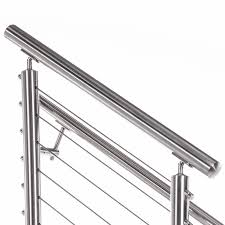 Stainless Steel Banister 2