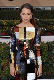 Alicia Vikander Robot Movie by Style Icon Alicia Vikander Fandango