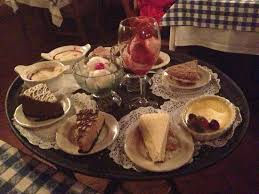 dessert tray picture of the angus barn raleigh tripadvisor