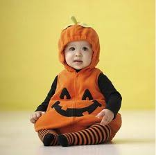 Boys Pumpkin Halloween Costume Unbranded Fleece Infant U0026 Toddler Costumes Ebay