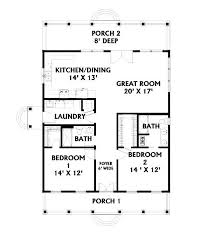 two bedroom two bath floor plans small two bedroom house plans small 3 bedroom 1 bath house plans