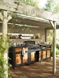 cuisine barbecue gaz barbecue en pour quiper la cuisine d t 35 id es modele de
