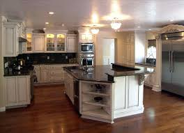 kitchen floor eiforces with dark wood floors monsterlune black