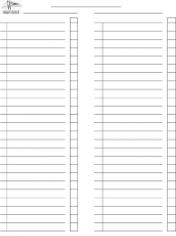 amazing sign in sheet free template images resume samples