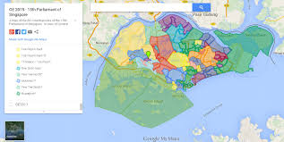Create Electoral Map Google Maps Has Created The Most Informative Electoral Boundaries