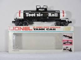 si e auto b 9324 tootsie roll tank car b ebay