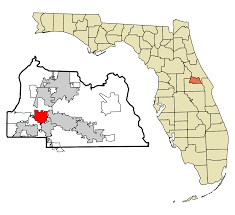 Greater Orlando Area Map by Longwood Florida Wikipedia