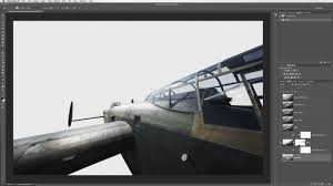 how to make a plane fly in photoshop diy photography