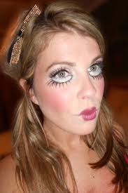 Baby Doll Halloween Makeup by Kiss U0026 Makeup Confessions Of The Queen Babydoll Makeup Look