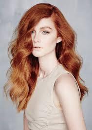cheveux rouge acajou cheveux cuivre tendance 2016 ou comment devenir rousse
