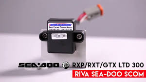 riva racing seadoo rxp scom youtube