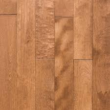 honey maple solid hardwood flooring