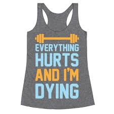Gym Meme Shirts - fitness collection lookhuman funny pop culture t shirts tanks