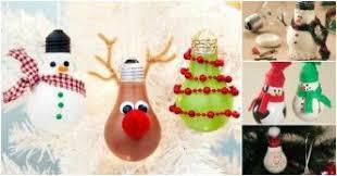 light bulb snowman ornament craft archives i creative ideas