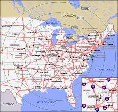 america map ohio us map cincinnati ohio us map thempfa org