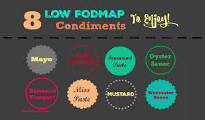 fod map 8 condiments you might not are low fodmap a bit