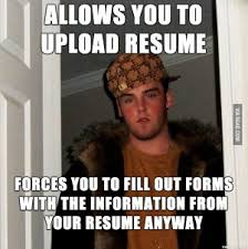 Job Search Meme - applying for jobs is painful hr search partners