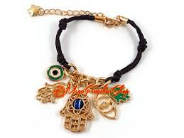 evil eye hand bracelet images Evil eye bracelet with hamsa hand fatima palm jpg