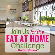 Why Won T The Challenge Work Join Me For The January Eat At Home Challenge Next Week Money