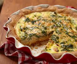 recipes blog spinach and goat cheese quiche recipe