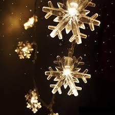 aliexpress buy 2 colors acrylic snowflake led light