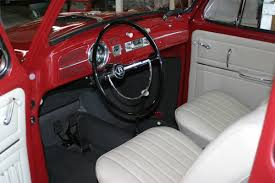 volkswagen squareback interior original style 1966 beetle interior and upholstery